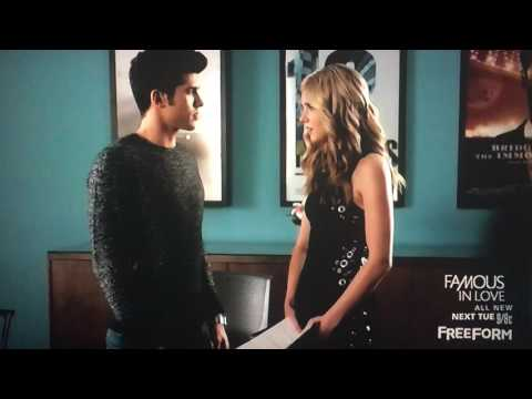famous in love Ana mulvoy Ten