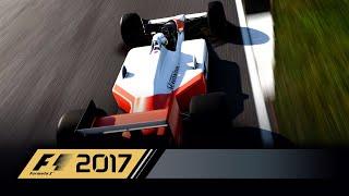 Video F1 2017 GAMEPLAY | 25% UNEDITED RACE | THE McLAREN MP4/4 AT BRAZIL download MP3, 3GP, MP4, WEBM, AVI, FLV Agustus 2017