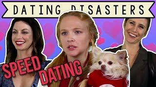 Dating Disasters (Ep. 5) Speed dating - Award Winning Sketch Comedy Series