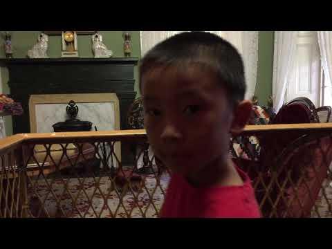 Beehive House Temple Square Salt Lake City (bonus footage)