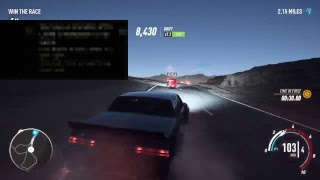 Need for speed Payback Playthrough