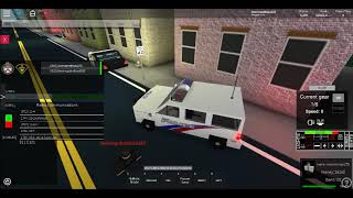 ROBLOX Toronto Police Operations| Admin in Training! | Patrol #2