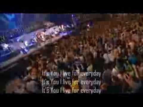 Everyday - Hillsong - With lyrics