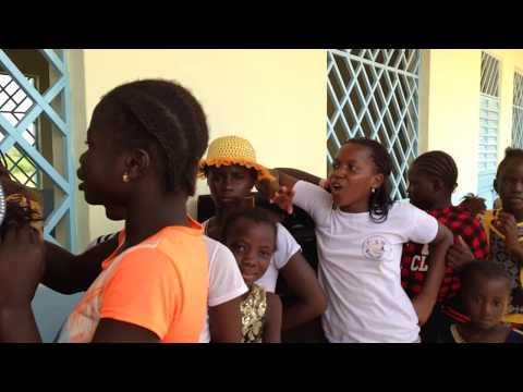 VIDEO INAGURACION ESCUELA CUNTIMA. GUINEA BISSAU