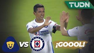 ¡GOLAZO! ¡Elías Hernández anota el tercero!  | Pumas 1-3 Cruz Azul | Copa por México | TUDN