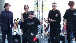 Preliminang(Ion I Freestyle Battle)-High Schoolers Asian Hip Hop Championship 2018