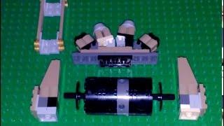lego brass knuckle tutorial
