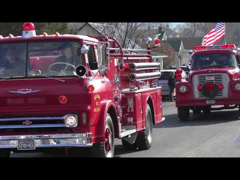 The 2017 Iron Gate Christmas Parade (Part 1 of 2)