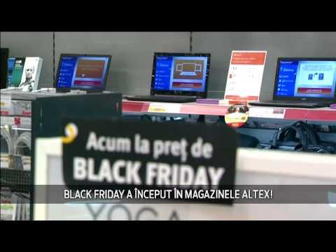 Reclama ALTEX Black Friday de Vara 2015