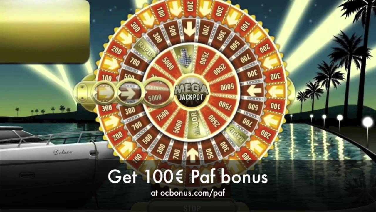 Bonus Raha Paf