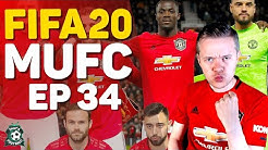 FIFA 20 MANCHESTER UNITED CAREER MODE! GOLDBRIDGE Episode 34