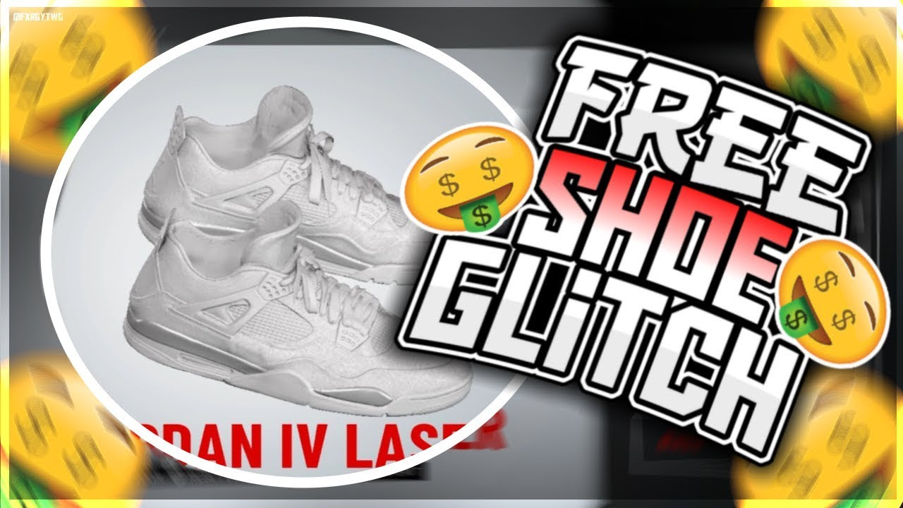 HOW TO GET FREE SHOES IN NBA 2K19! FREE CUSTOM SHOES, JORDANS, ADIDAS, NIKE! NBA 2K19 PLAYGROUND