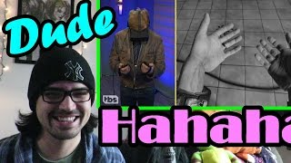"Pothead Reacts 2 Clueless Gamer: ""Wilson's Heart"" - CONAN on TBS"
