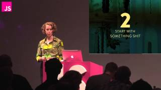 Hannah Donovan: Sometimes You Need to Draw Animals -- JSConf EU 2013
