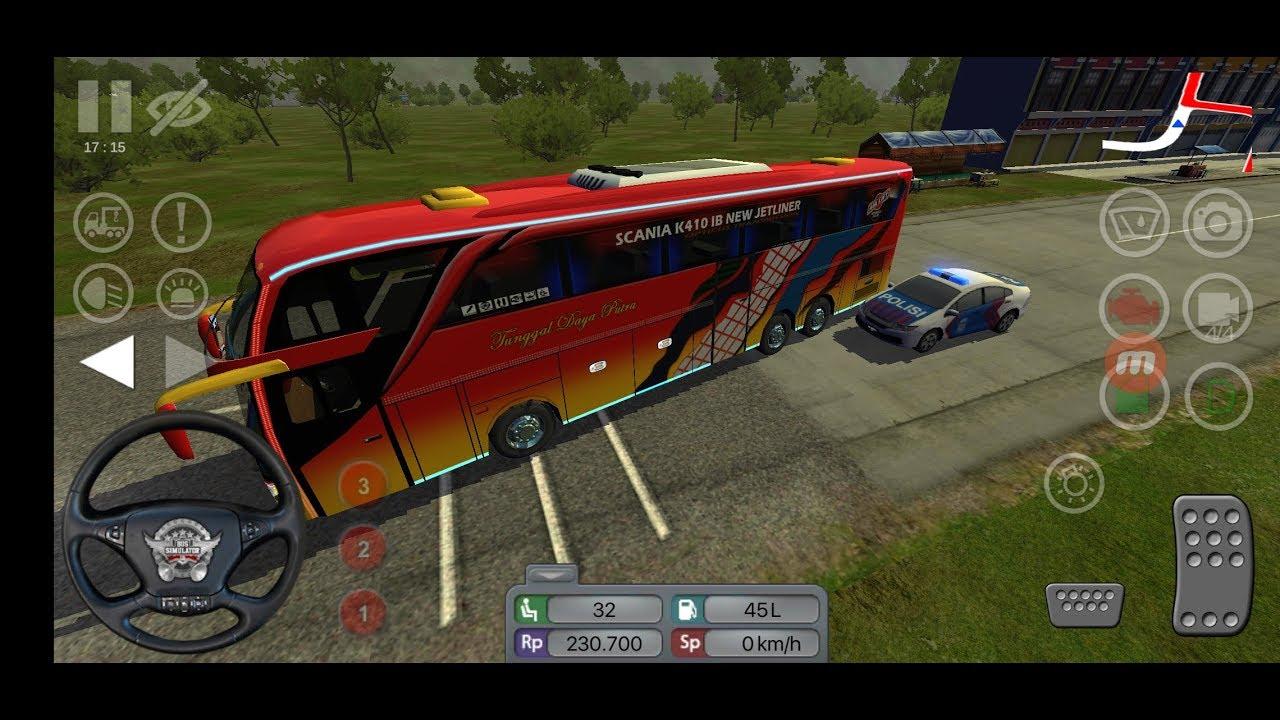 bus simulator indonesia mod apk 2.9 unlimited money