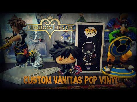 Kingdom Hearts 3 VANITAS Pop Vinyl Figure NEW /& IN STOCK NOW Funko Pop