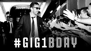Teammates wish Gianluigi Buffon happy 40th birthday!
