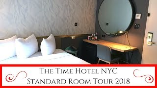 The Time Hotel NYC Standard Room Tour 2018