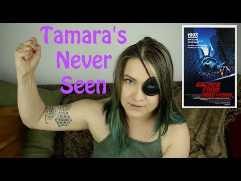Escape From New York - Tamara's Never Seen