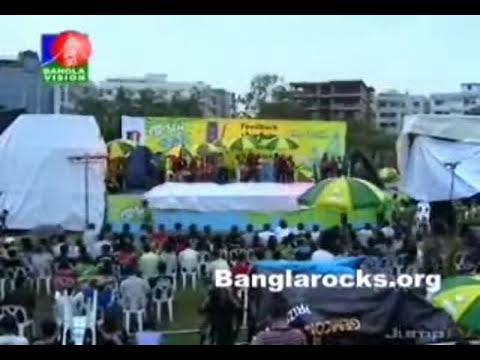 Warfaze BOshe Achi Eka(A Rocking Performance Ever)