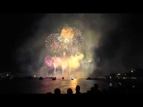 Boston Fireworks 2016, full video