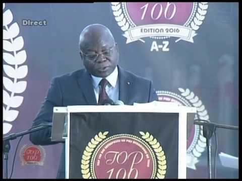 TOGO Discours President Chambre de Commerce et d Industrie du TOGO