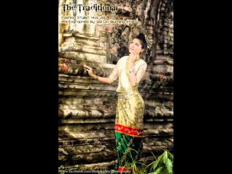 Myanmar Models Girls Cute Shan Naltionality