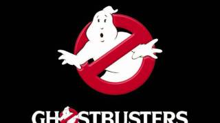 Ghostbusters - Backing track for drummers, no drums!