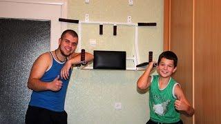 Тренажер для дома - прикольный видеообзор!(, 2014-11-01T12:06:03.000Z)