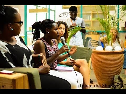 FEMALE SEXUALITY PANEL DISCUSSION AT DESIGN HUB BUGOLOBI PART 1