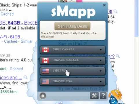 sMapp ipad