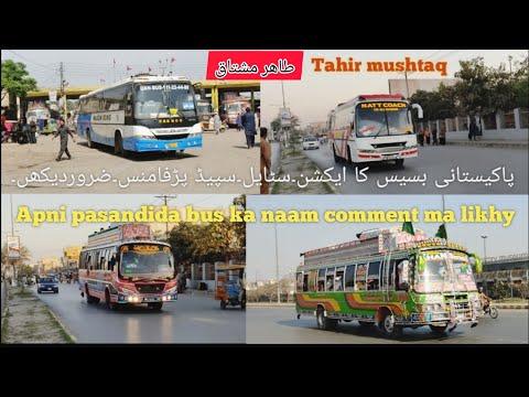 Pak buses ka