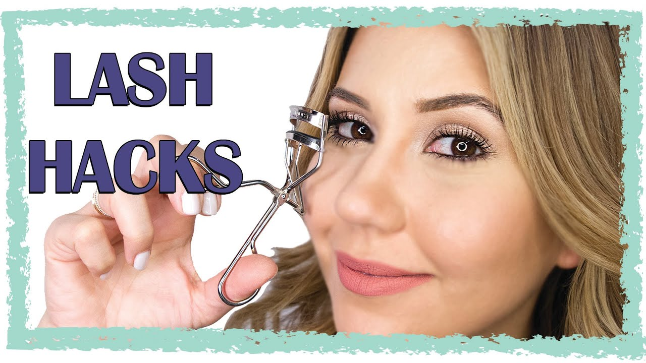b9b767b312f Eyelash Hacks - Tips & Tricks on How to Get Perfectly Curled Lashes ...