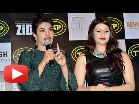 Priyanka Chopra Protective About Sister Mannara, Watch How?