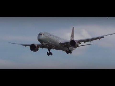 London Heathrow Airport Epic plane spotting 15aug2015 1228p