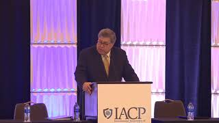 Attorney General Barr speaks at the IACP Officer Safety and Wellness Symposium