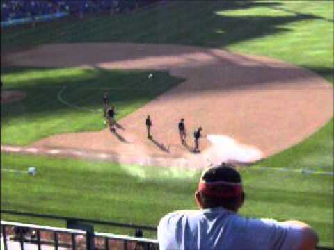 100 Firsts, #2: Sitting in the Premium Seats at the Ballpark