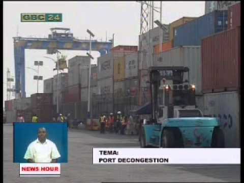 Port Decongestion
