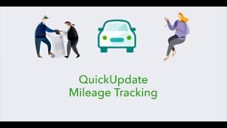 QuickUpdate - Mileage Tracking