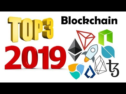 Top 3 smart contract cryptocurrency