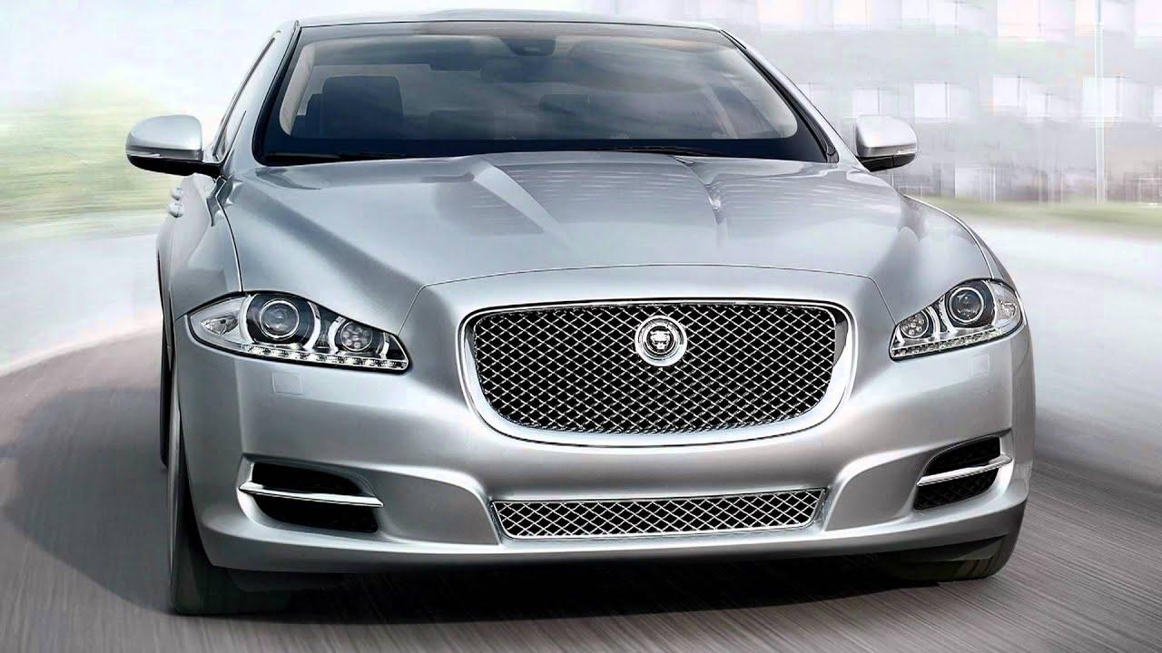 2011 Jaguar XJ Sentinel - YouTube