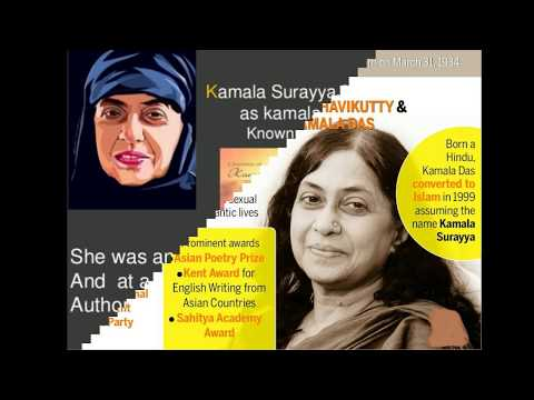 Kamladas-The Mother Of Modern Indian English Poetry|Indian author|Poems - Poem Hunter