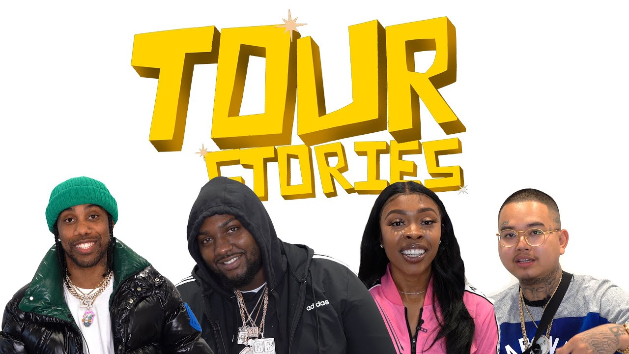 $tupid Young's First Show Was Burned Down | Tour Stories