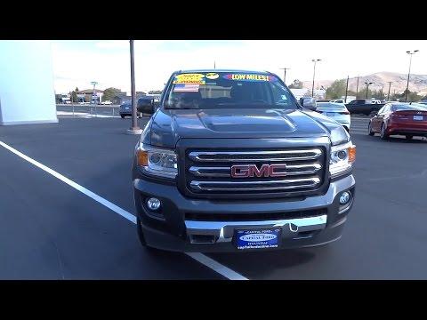 2015 GMC Canyon Carson City, Reno, Northern Nevada, Susanville, Sacramento, CA 31167A