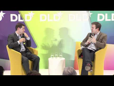 DLD 2012 - Fireside Chat (Julius Genachowski)