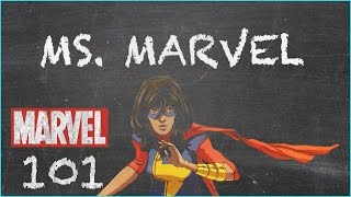 new jersey s own super hero ms marvel marvel 101