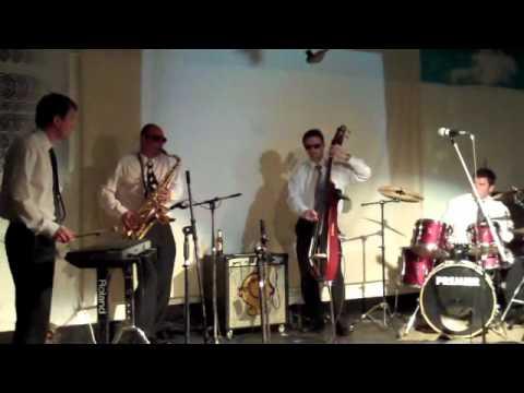 Russian Jazz Punk THE ZVERSTVO