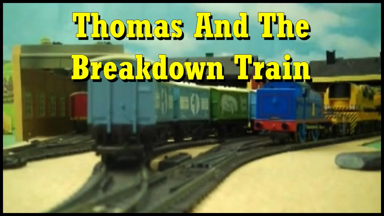 Hornby/Bachmann - Thomas And The Breakdown Train (Remake ...
