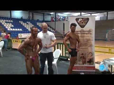 Los músculos más definidos en Cartagena