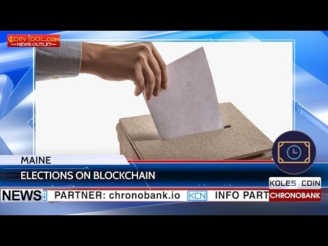 KCN Blockchain for election system of the USA